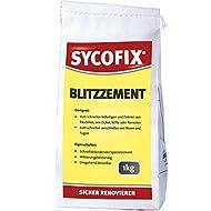 SYCOFIX Blitzzement (1,5kg), Grundpreis 3,27 Euro/kg