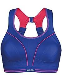 Shock Absorber Sport-BH, Run Größe 70A, Farbe Blau-Pink