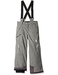 Spyder Propulsion - Pantalones para niño, Niños, 231019, Polar Herringbone, 10