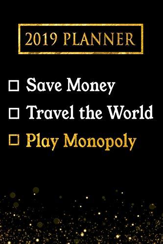 2019 Planner: Save Money