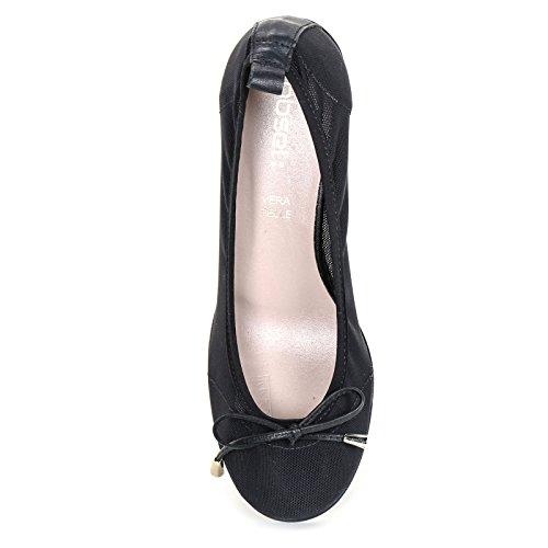 OBSEL: by Scarpe&Scarpe - Netz-Ballerinas, mit Absätzen 4 cm Schwarz