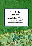 Maple Leaf Rag. Bläser, Streicher, Quartett -