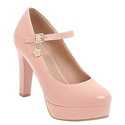 MissSaSa Mujer Zapatos de...