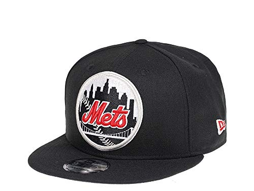 New Era New York Mets Circle Logo Edition 9Fifty Snapback Cap - MLB Kappe New York Mets Baseball