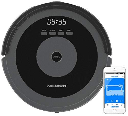MEDION MD 17225 Saugroboter in grau