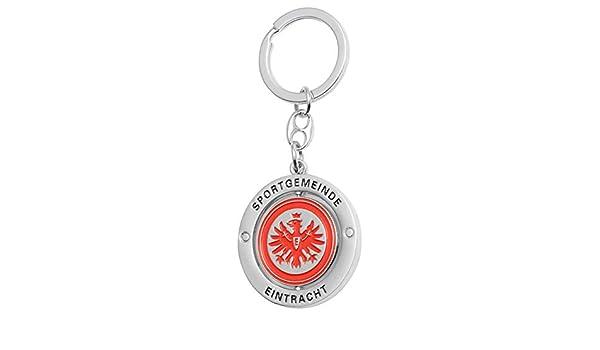 Dreh Anhänger Keychains SGE plus Eintracht Frankfurt Schlüsselanhänger Adler
