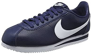 Nike Classic Cortez Leather, Men's Running Shoes Running