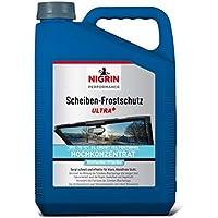 Nigrin 20212 Ultra Plus Protection antirouille Haute Concentration jusqu'à -70° 3 l Transparent
