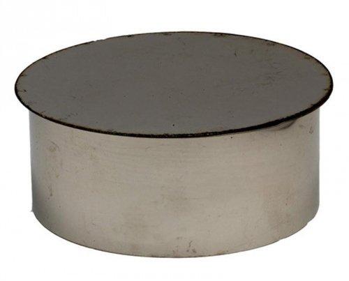tampon male pour tuyau inox 304 d : 139 epaisseur 4/10ème acier inoxydable réf 106139 - ten 106139