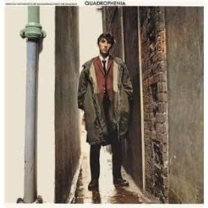 Quadrophenia (soundtrack, 1979, v.a.) / Vinyl record [Vinyl-LP]