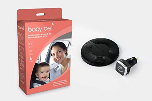 VD - BABY BELL Sensore Anti Abbandono Bambino per Seggiolini Auto
