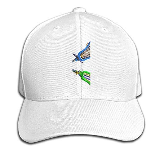 Osmykqe Lacrosse Unisex Sommer Sonnenhut einstellbar lässig Golf Tennis Caps -