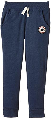 Converse - Core, Pantaloni sportivi Bambino, Blu (Navy), Large (Taglia Produttore: 12-13Y)