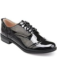6f5a067f0729e Amazon.fr   Derbies Femme - Derbies   Chaussures femme   Chaussures ...