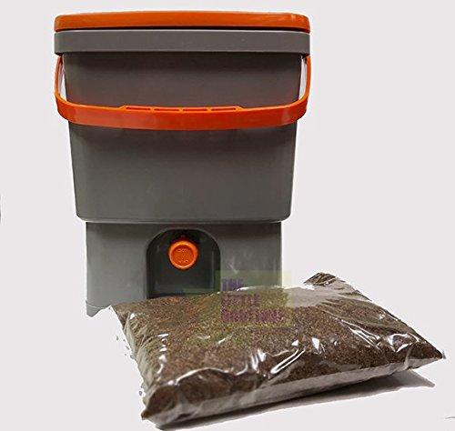 Composteur de cuisine BIOBOX 20L, livré...