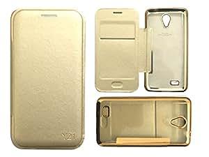 CELZO Flip Cover Case for Vivo Y21 Y21L
