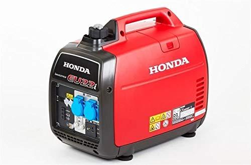 Honda generatore a scoppio inverter 2200w, monofase 4 tempi 141cc