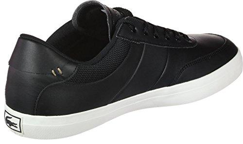 Lacoste Herren Schuhe/Sneaker Court-Master Schwarz 42.5