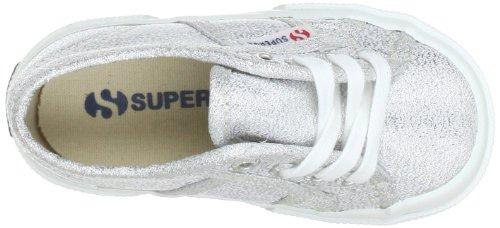 Superga 2750- LAMEJ S002J20, Mädchen Sneaker Silber