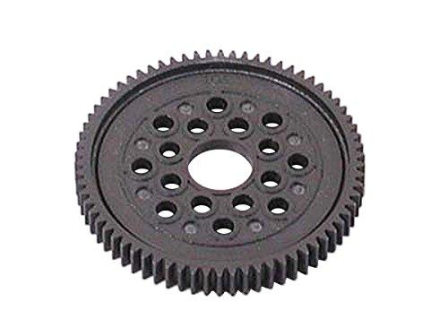 Tamiya 300051215-Ta05/IFS/Ver.II Engranaje Principal 70Z m0.6, 1