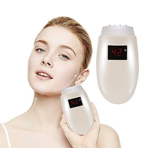 Radiofrecuencia facial instrumento de belleza RF, Eliminación de las arrugas y...