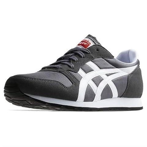 Onitsuka Tiger Temp-racer, Unisex-Erwachsene Sneakers, Grau (grey 1101), 40 EU