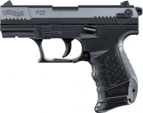 Walther P22 inkl. Ersatzmagazin Federdruck Softair Pistole 6 mm BB 0,5 J -
