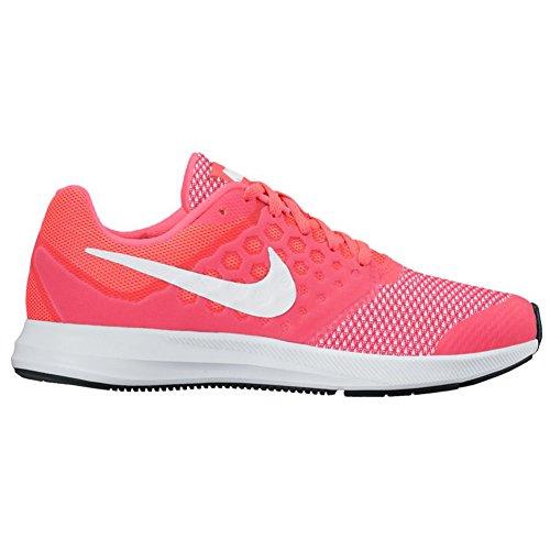 Nike Downshifter 7 Gs, Scarpe da Corsa Bambina Rosso