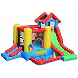 Happy Hop - 7 In 1 Play House, Multicolor (9019)