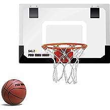 SKLZ Pro Mini Basketball Hoop mit Ball (ca. 60 x 40cm)