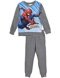 Spiderman Chándal Infantil niños Forro Interior Afelpado