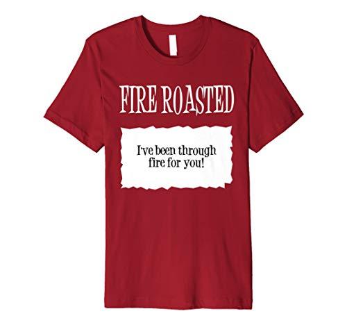 Fire schmoren Taco Sauce Paket Kostüm T-Shirt