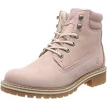 4370d736746243 Suchergebnis auf Amazon.de für  tamaris stiefelette pink - Leder