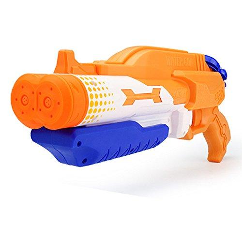 Genossen Wasserpistolen Bottle Blitz, Watergun Strand Badespielzeug, Sport Outdoor Spielzeug,Wurf Schießspiele, 1L