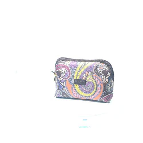 best sneakers caa09 bdcaf ETRO profumi - Organizador de bolso Multicolor burdeos Lunghezza: 14cm  Altezza: 12CM Spessore: 5CM