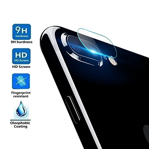 Electrónica Rey Protector de Pantalla Cámara Trasera iPhone 8 Plus/iPhone 7...