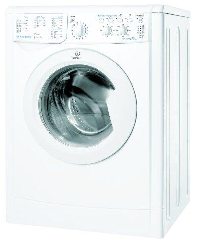 Indesit IWC 71051 C ECO (EU) Libera installazione Carica frontale 7kg 1000Giri/min A+ Bianco lavatrice