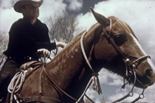Vintage Rodeo & Cowboy Films DVD: 1950s Cowboys & Rodeos History - Vintage Rodeo