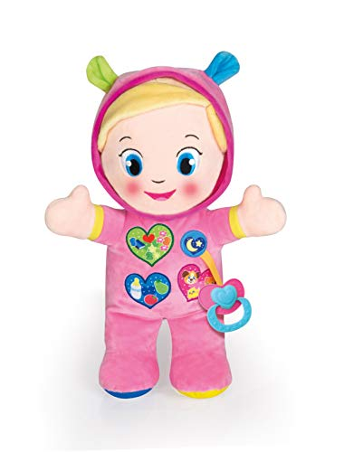 Clementoni- Baby 17201-Alice la Mia Prima Bambola, Colori Assortiti, 17201