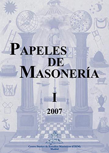 Papeles de Masonería I por Adrian Mac Liman - CIEM