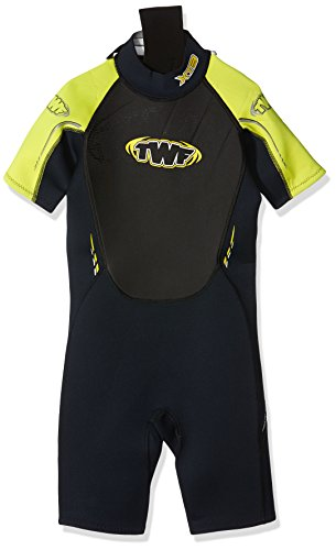 twf-kids-xt3-shortie-wetsuit-yellow-3-4-years