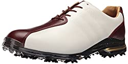 adidas Men s Adipure TP Touwht Red Sco Golf Shoe White 8 D(M) US