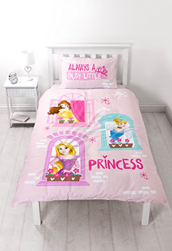 disney-princess-boulevard-panel-print-juego-de-funda-nordica-polyester-cotton-multicolor-single