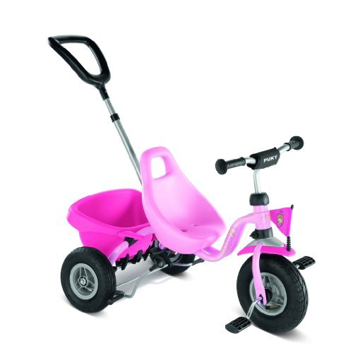 Puky CAT 1 L Kinder Dreirad Lillifee rosa