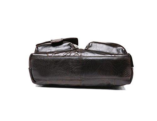 DJB/ Mann Baodan Umhängetasche lässig geschleudert Herrentaschen Leder 1