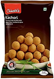 Chheda's Kachori - Crispy Spicy Snack - with Spicy Mixture Filling (350g Pack o