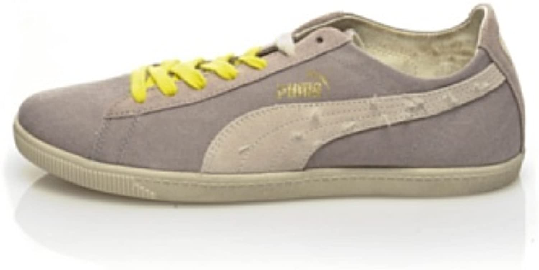 Puma scarpe da ginnastica Lifestyle Glyde Canvas Canvas Canvas Grigio EU 37 (UK 4) | Sensazione Di Comfort  184970