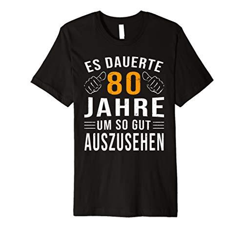 1938 Birthday Geburtstag Shirt 80 Jahre Um So Gut Auszusehen