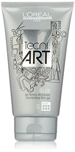 L'Oréal Professionnel - Gel Fibreux Structurant pour Cheveux - A-Head Glue New Tecni.art - 150ml