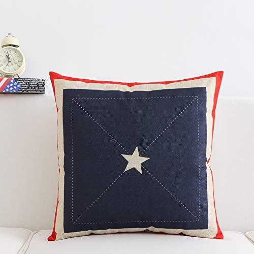 Cuscino cuscino cuscino casa moderno minimalista moda ufficio lombare cuscino divano posteriore sedile con cuscino stile moda core (colore: ss-006) federa per divano (colore : ss-006)